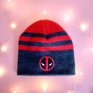 NEW Dead Pool Winter Beanie Hat